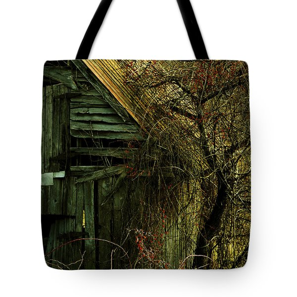 There Will Come Soft Rains Tote Bag by Rebecca Sherman