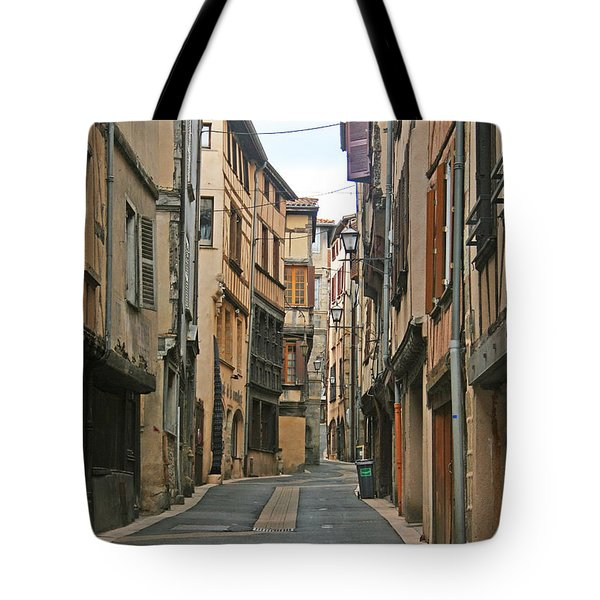 Thiers Tote Bag by Nomad Art And  Design