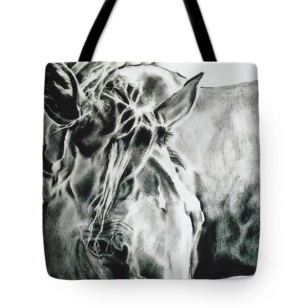 Things Were Sweeter In Tennessee Tote Bag by Shaila Yovan Tenorio