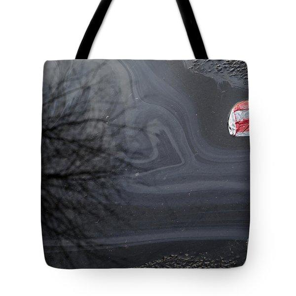 Thirsty Tote Bag by Luke Moore
