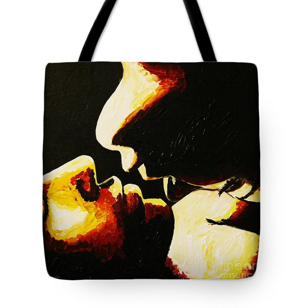 This Could Be Paradise Tote Bag by Cris Motta