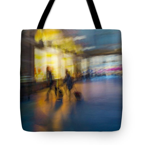 This Is How We Roll Tote Bag by Alex Lapidus