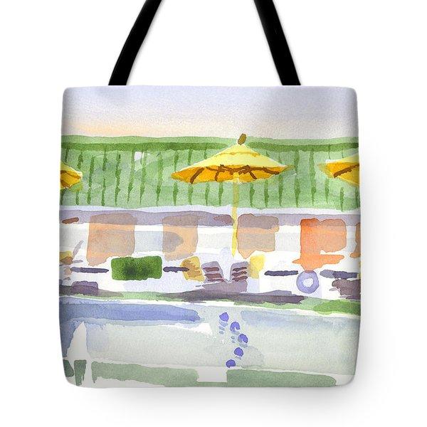 Three Amigos II Tote Bag by Kip DeVore