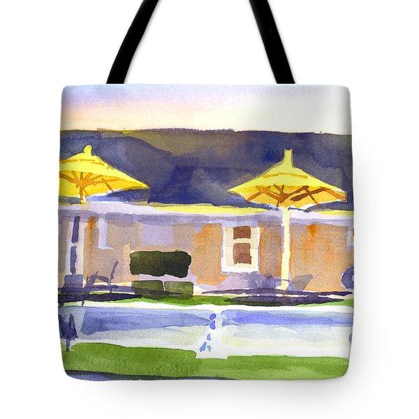 Three Amigos IIib Tote Bag by Kip DeVore