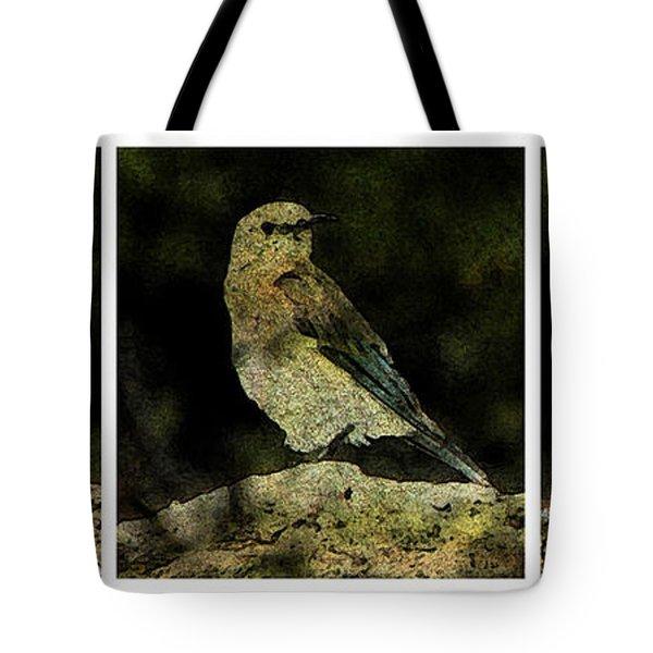 Three Birds Tote Bag by John Goyer