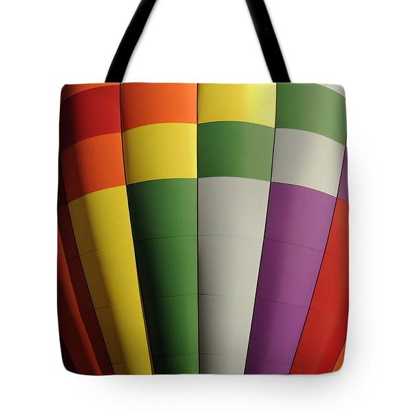 Three Two One Liftoff Tote Bag by Luke Moore