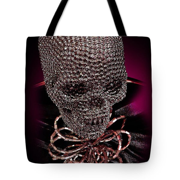 Thriller Tote Bag by Xueling Zou