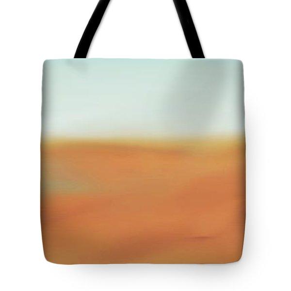 Through The Desert Tote Bag by Hannes Cmarits