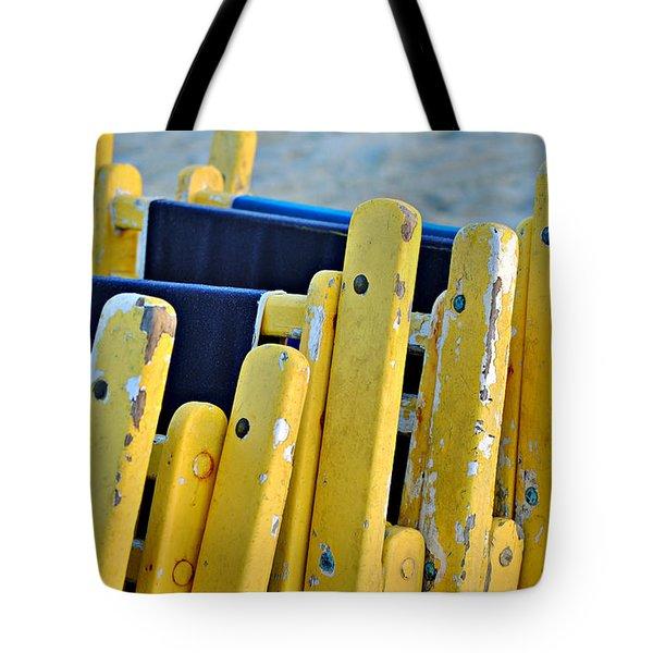 Til Tomorrow Tote Bag by Kelly Nowak