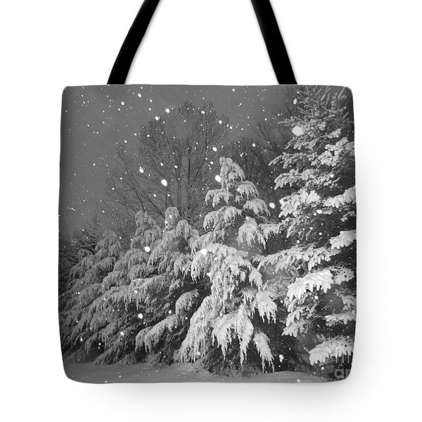 Time For Bed Tote Bag by Elizabeth Dow
