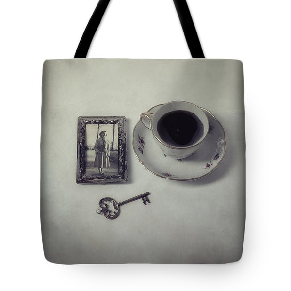 Time For Coffee Tote Bag by Joana Kruse