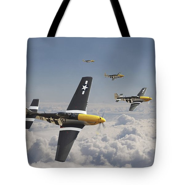 Time for Home Tote Bag by Pat Speirs