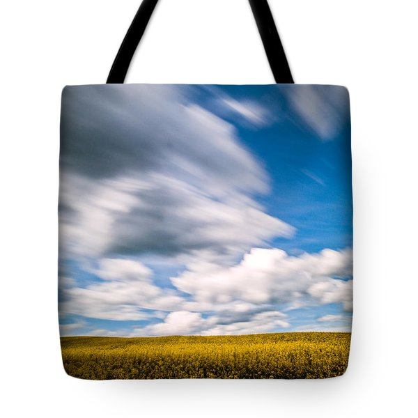 Time Goes By Tote Bag by Davorin Mance