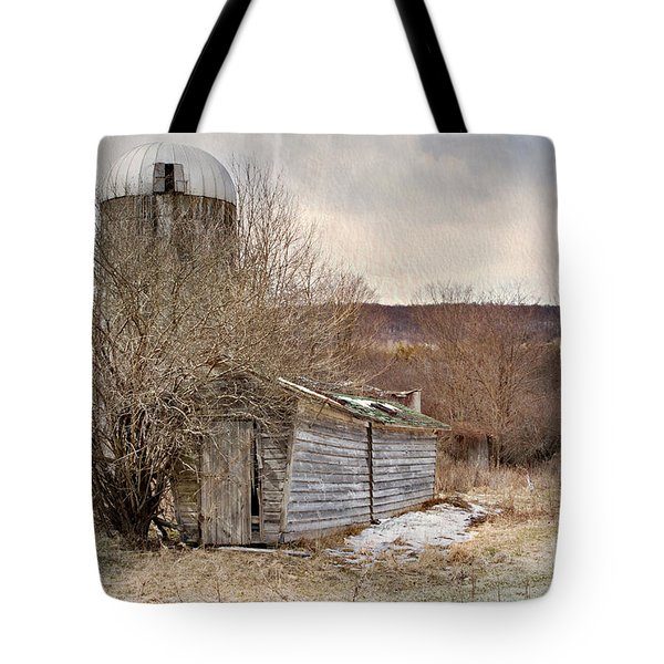 Time Gone By  Tote Bag by A New Focus Photography