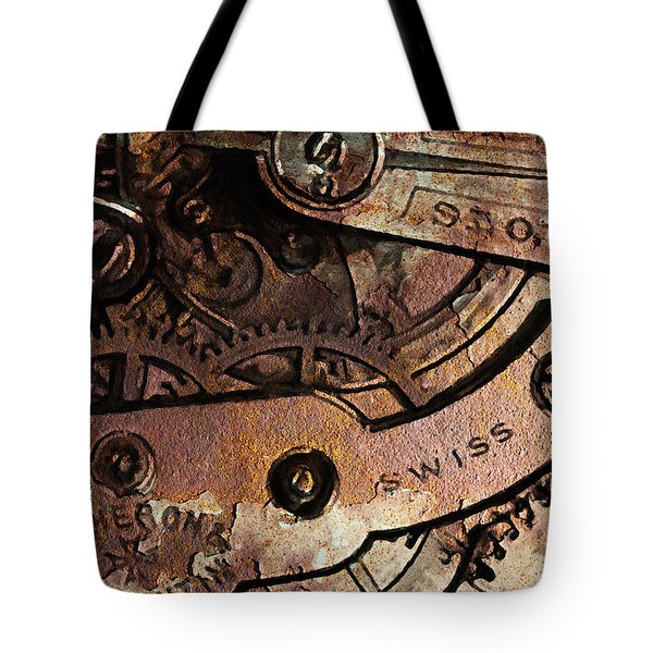 Time In Abstract 20130605rust Tote Bag by Wingsdomain Art and Photography