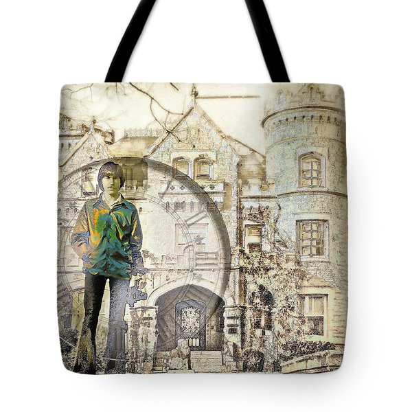 Time Lapse Tote Bag by John Anderson