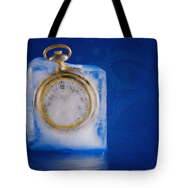 Time Stands Still Tote Bag by Tom Mc Nemar