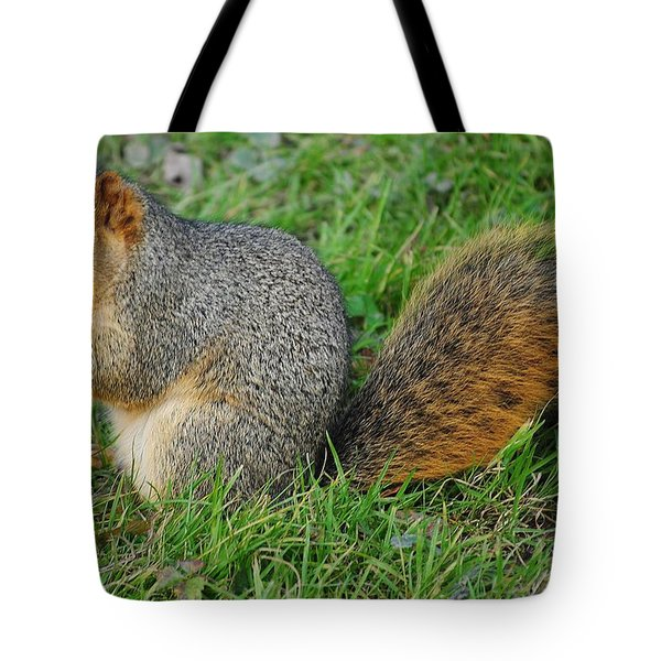 Time To Feast Tote Bag by Frozen in Time Fine Art Photography