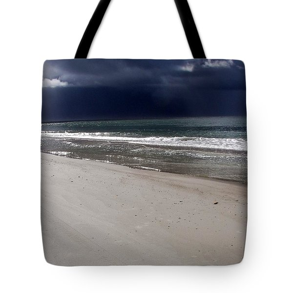 TIME TO GO Tote Bag by KAREN WILES