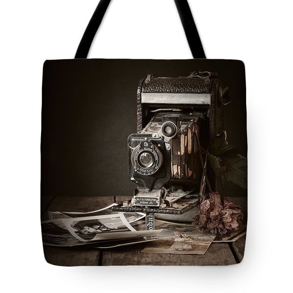 Timeless Tote Bag by Amy Weiss