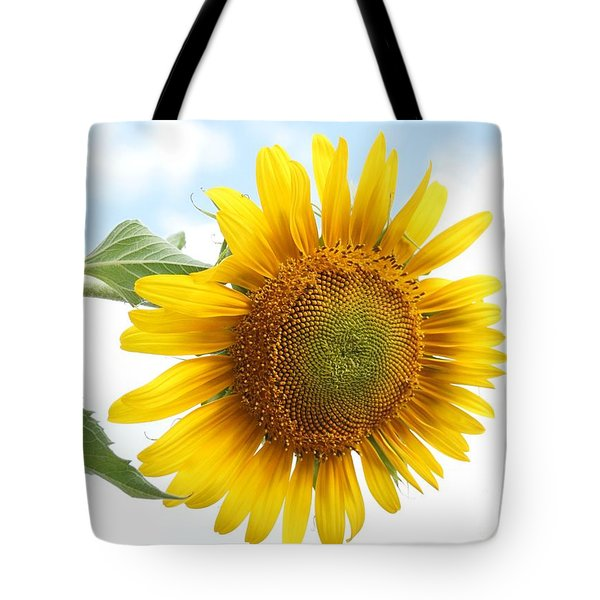 Tipping Over Tote Bag by Kerri Mortenson