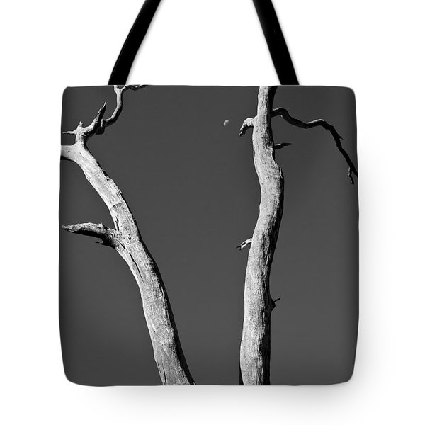 To The Moon Tote Bag by Steven Ralser