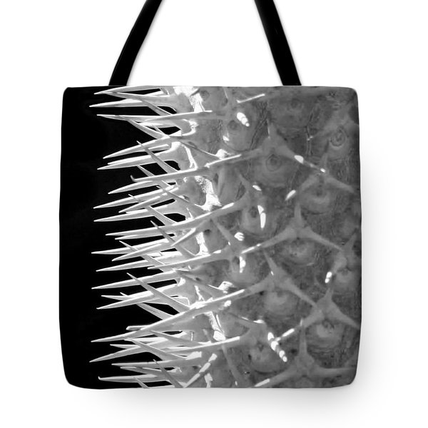 To The Point Tote Bag by Sabrina L Ryan