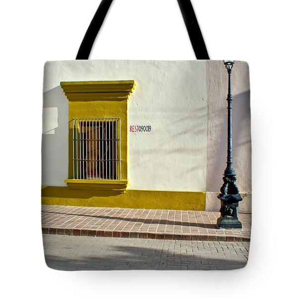 Todos Alley Tote Bag by Ryan Burton