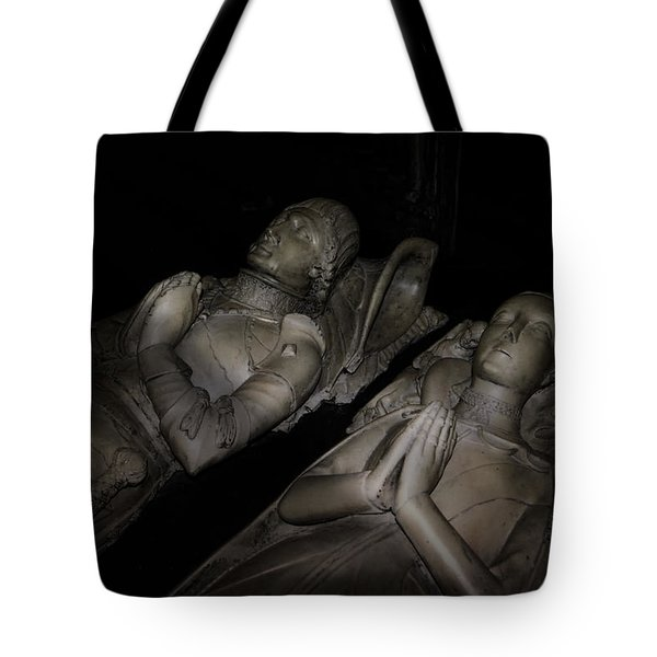 TOGETHER for ETERNITY Tote Bag by Daniel Hagerman