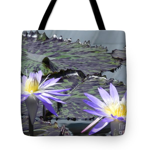 Together Is Beauty Tote Bag by Chrisann Ellis
