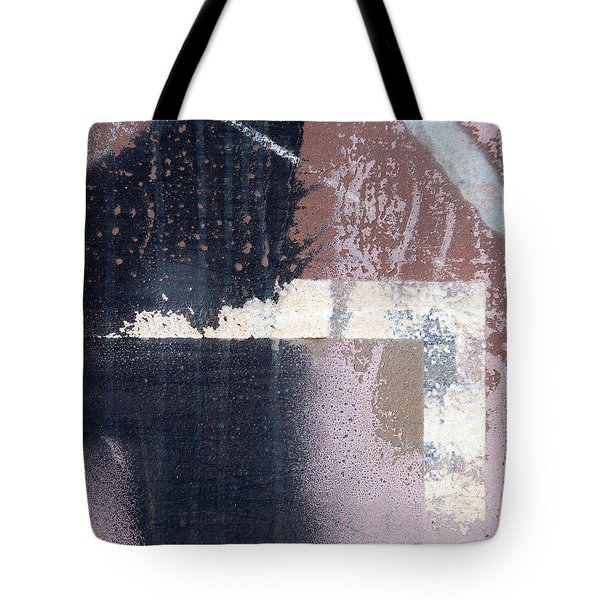 Toledo Train Detail Tote Bag by Carol Leigh