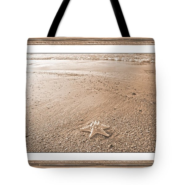 Tonal Topsail Inspiration Tote Bag by Betsy Knapp