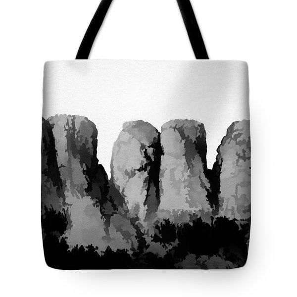 Tooth of the Horse Tote Bag by Jon Burch Photography