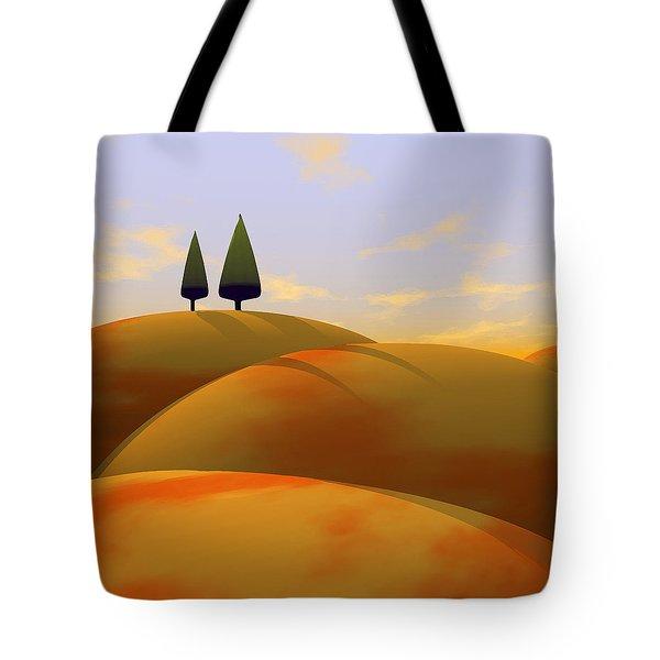 Toscana 1 Tote Bag by Cynthia Decker