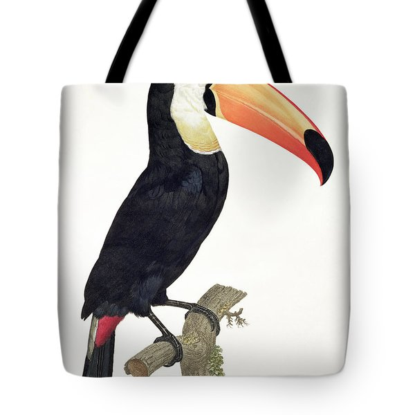Toucan Tote Bag by Jacques Barraband