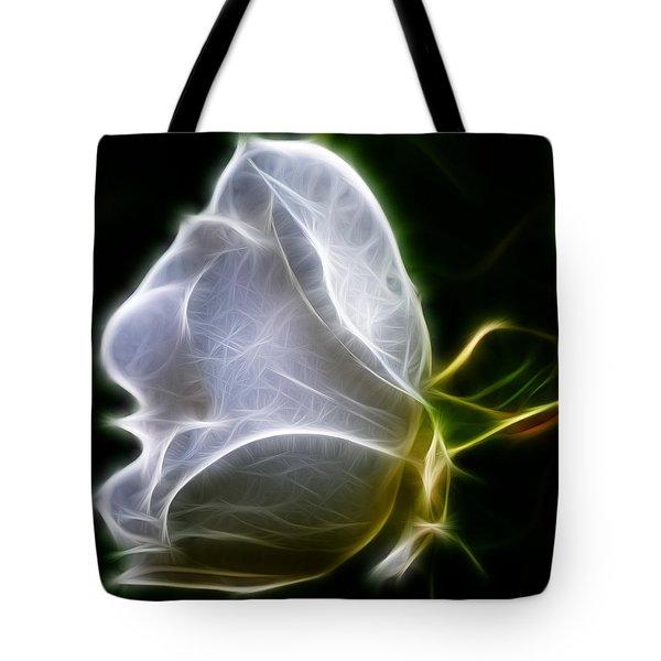Touch My Heart Tote Bag by Jordan Blackstone