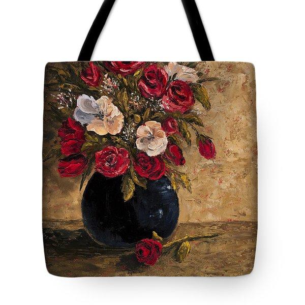 Touch Of Elegance Tote Bag by Darice Machel McGuire