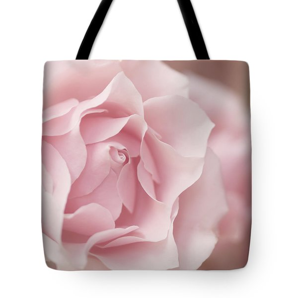 Touch Of Love Tote Bag by Kim Hojnacki