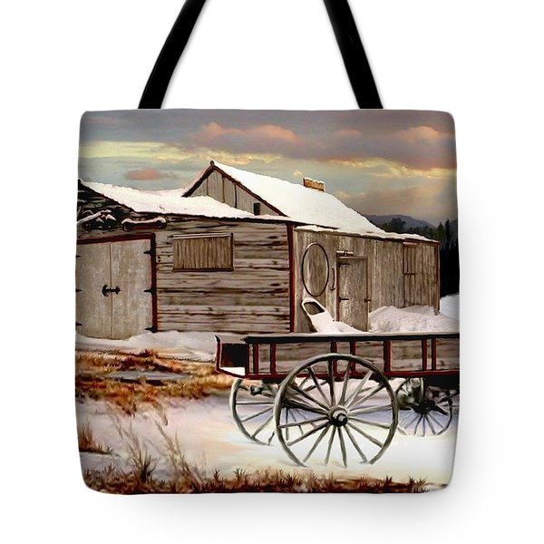 Touch of Spring Tote Bag by Ronald Chambers