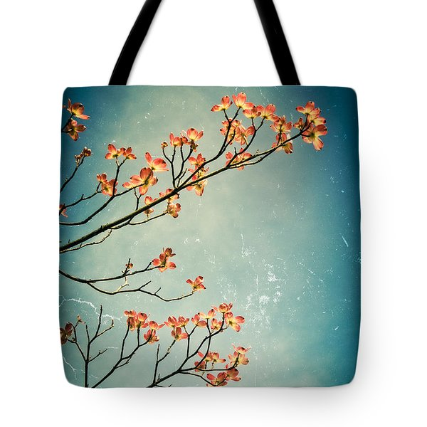 Touch The Sky Tote Bag by Colleen Kammerer