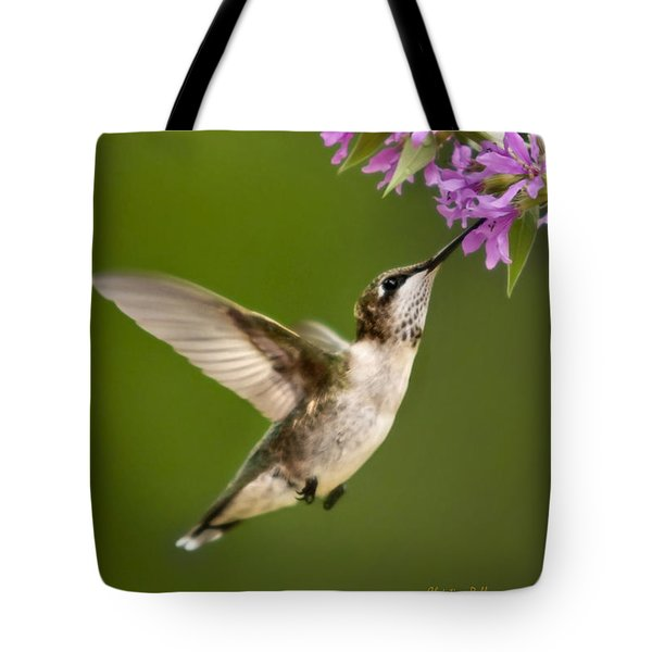 Touched Tote Bag by Christina Rollo