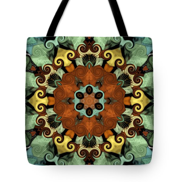 Tourlidou s01-01 Tote Bag by Variance Collections