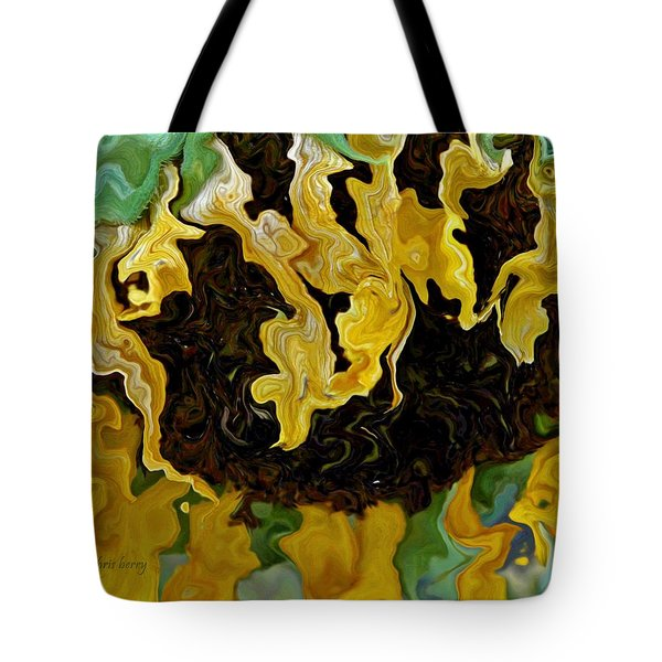 Tournesol Tote Bag by Chris Berry
