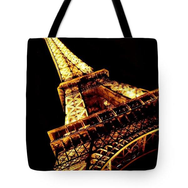 Towering Tote Bag by Heather Applegate
