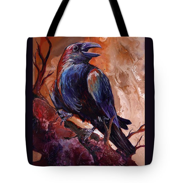 Town Gossip Tote Bag by Sherry Shipley