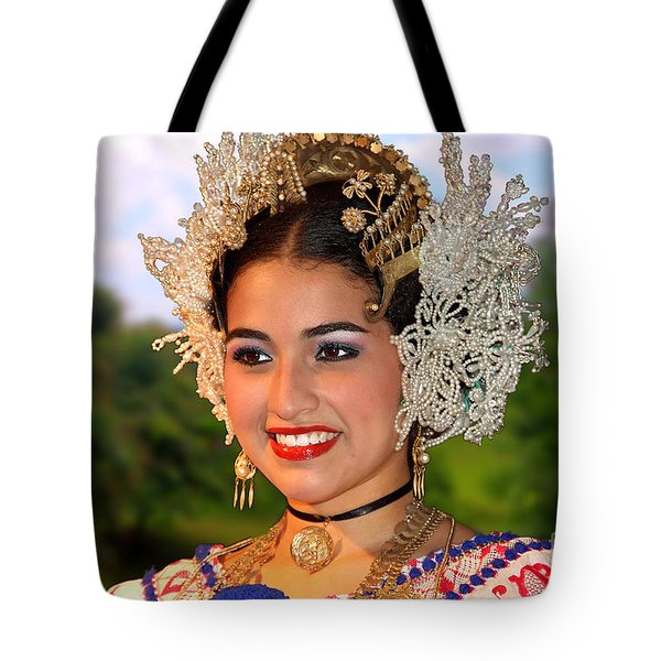 Tradition And Beauty Tote Bag by Bob Hislop