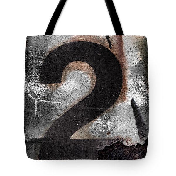 Train Number 2 Tote Bag by Carol Leigh