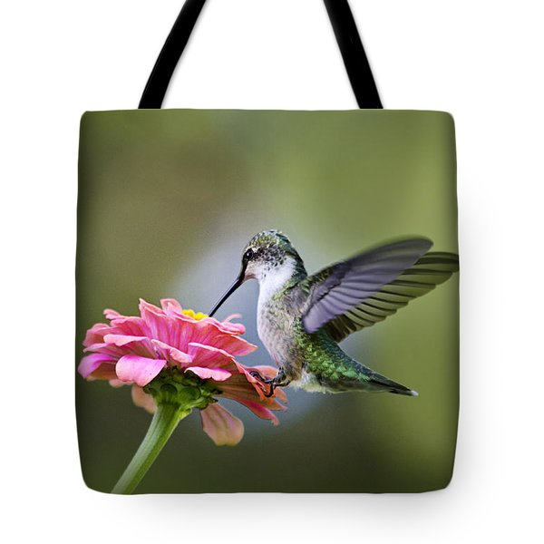 Tranquil Joy Tote Bag by Christina Rollo