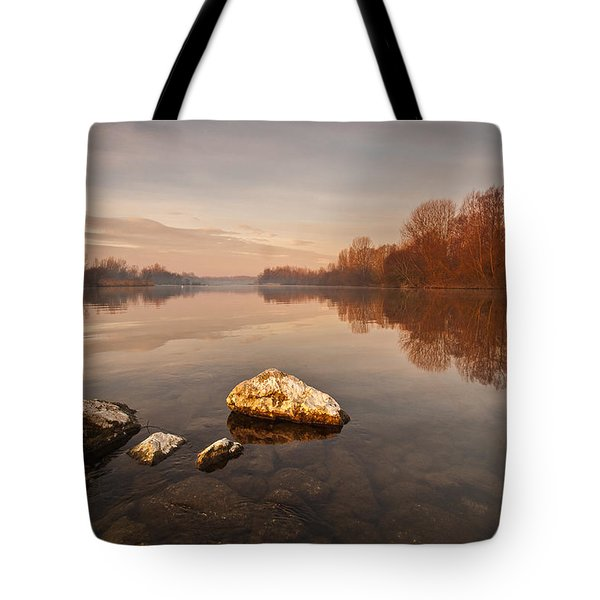 Tranquility Tote Bag by Davorin Mance