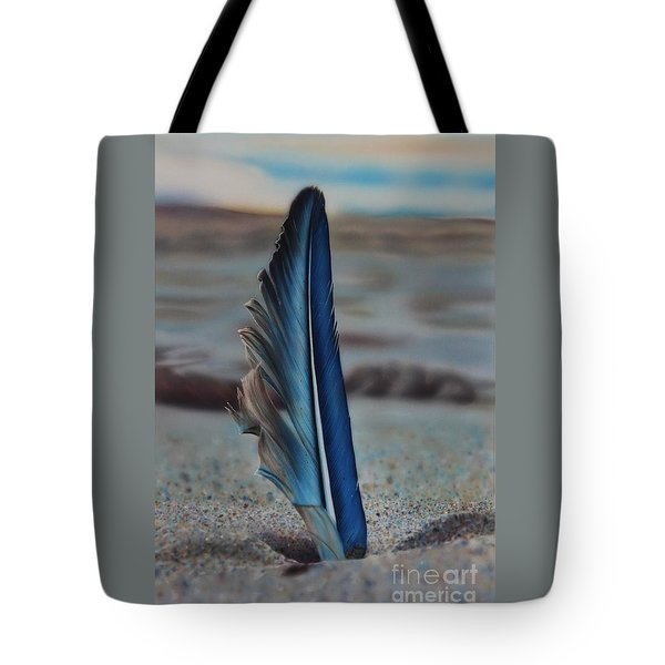 Tranquility Tote Bag by Jackie Mestrom